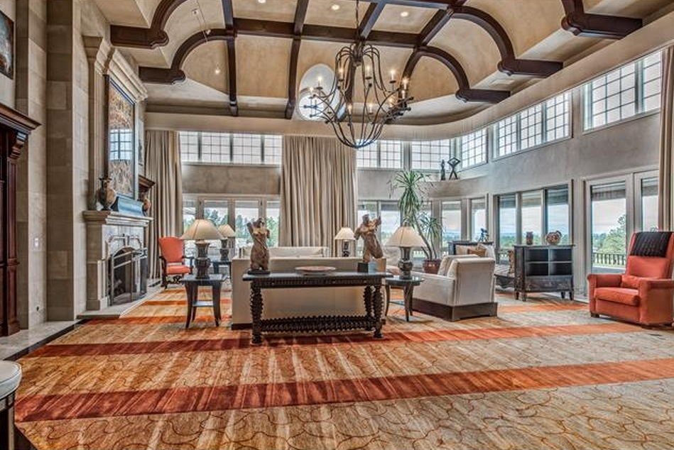 45 000 Square Foot Mega Mansion On 70 Acres In Parker Co