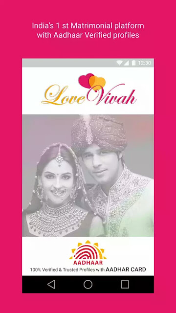 LoveVivah.com announces the launch of its 'Mobile App' for Android & iOS Users