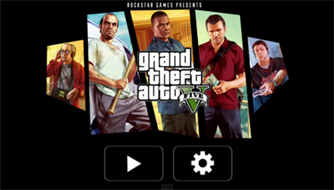 GTA 5 Game For Android APK - 1