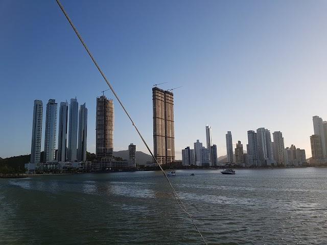 Os prédios mais altos do Brasil