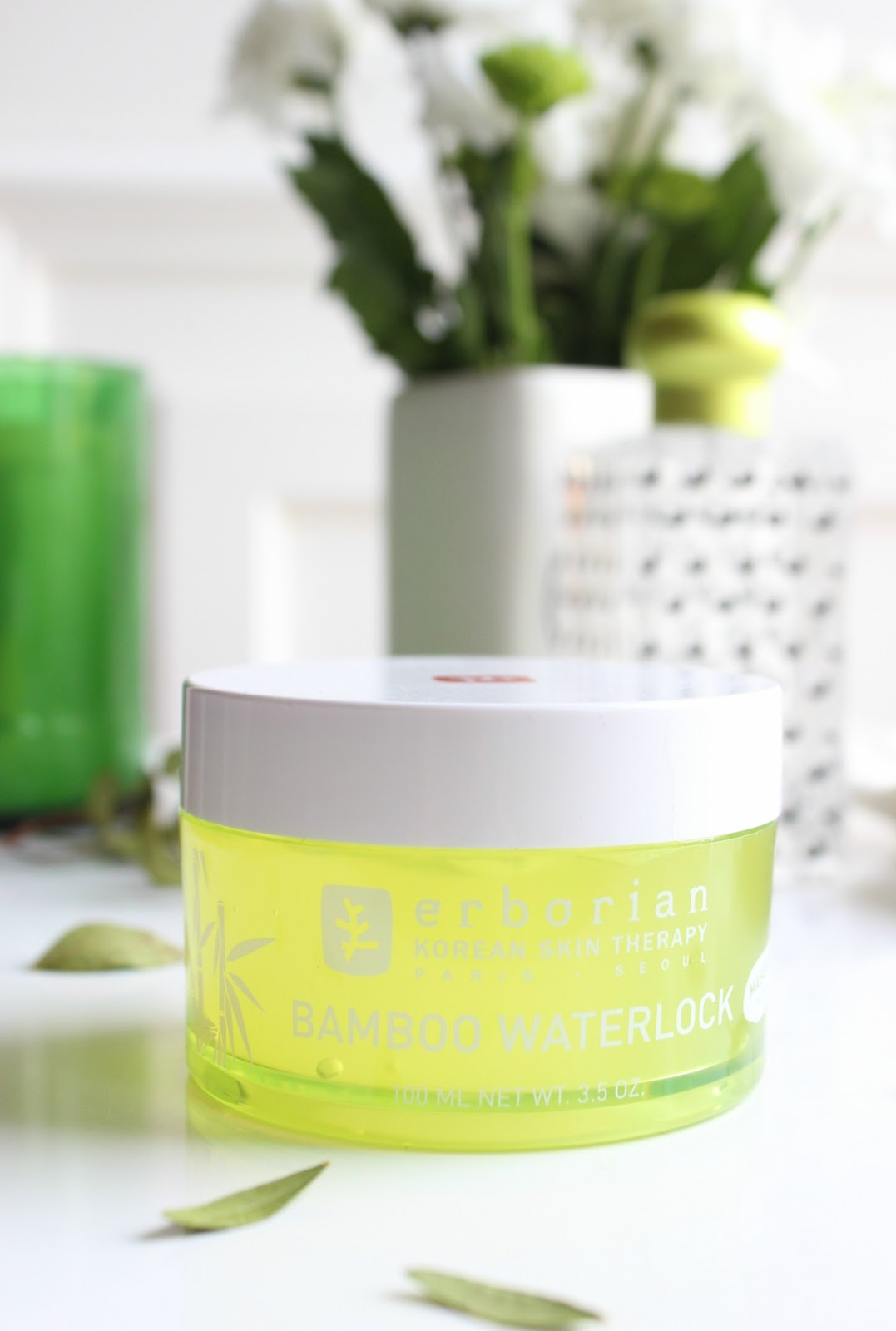 Erborian Bamboo Waterlock Mask Review