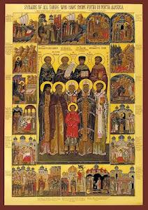 Tous les saints d'Amérique du Nord