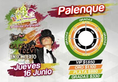 palenque feria gomez palacio 2016