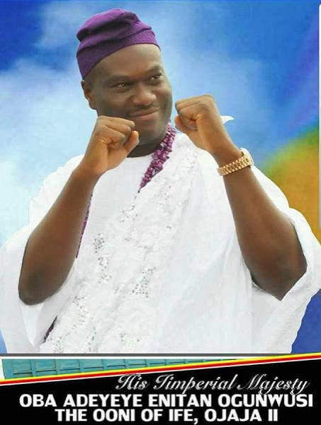 ooni ife coronation