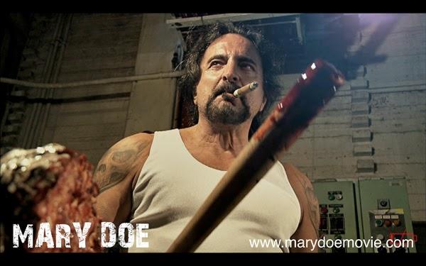 Chi è Mary Doe? Ce lo spiega Tom Savini