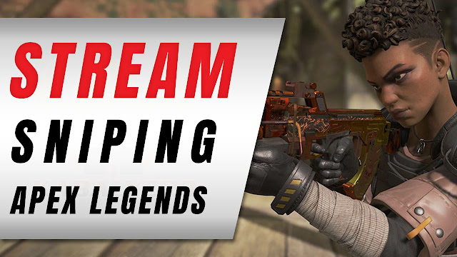 Apex Legends Streamer Mode • Stream Sniping, Why Fortnite Streamers Are Switching