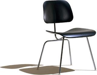 Silla Charles y Ray Eames