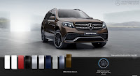 Mercedes AMG GLS 63 4MATIC 2016 màu Nâu Citrine 796
