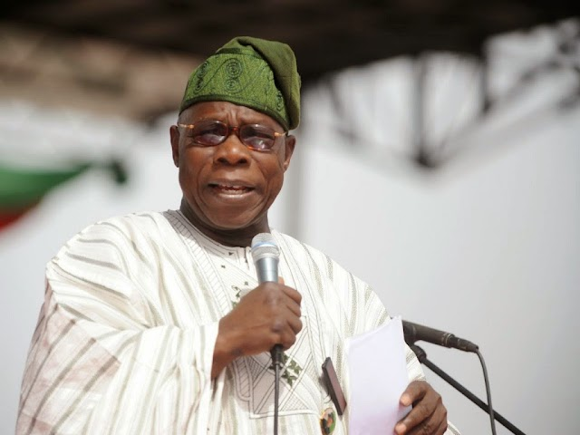 The major problem with Nigeria is mismanagement-Olusegun Obasanjo