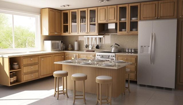 Como decorar cocina feng shui cocina y reposteros for Como amueblar una cocina