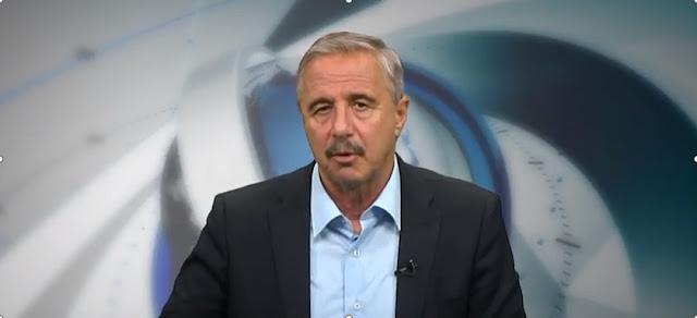 Ο Γ. Μανιάτης απόψε στις 23.00' στο Ιonian Channel (βίντεο)