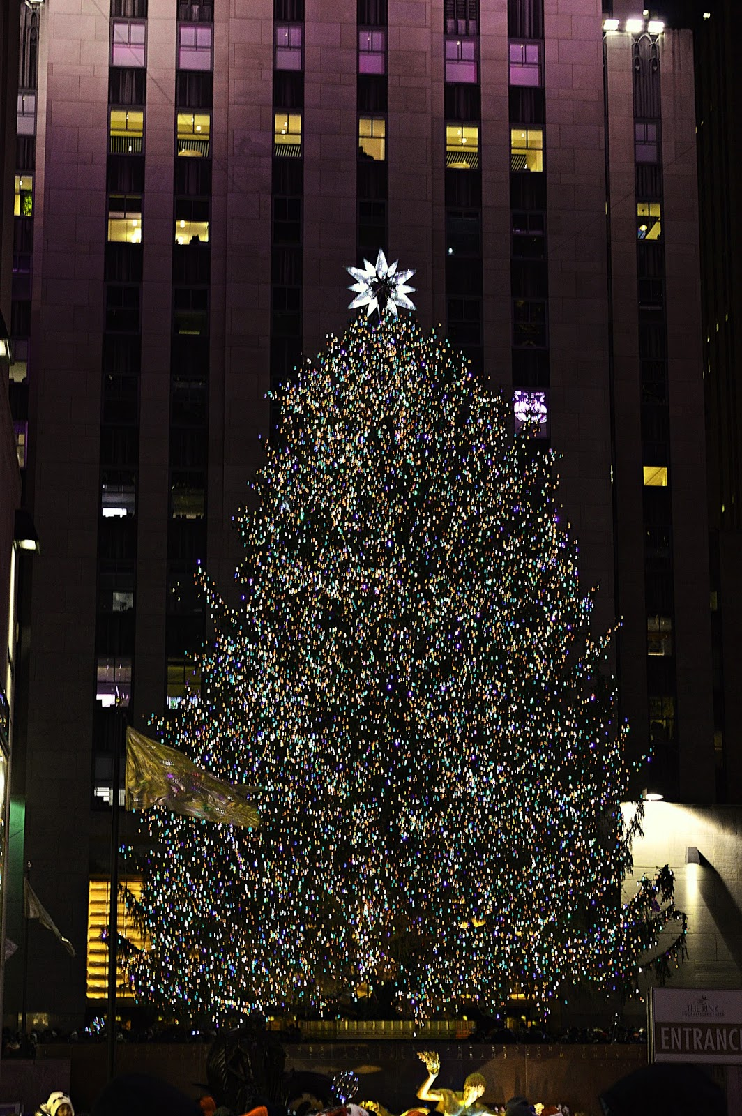 Christmas - From the aisles of New York | Explorer Lens