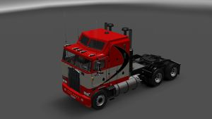 Autotrade Skin for Kenworth K100