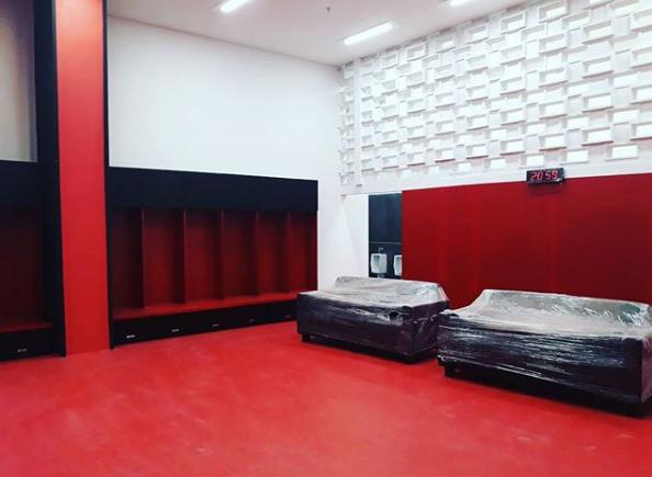Ruang ganti Stadion GBK