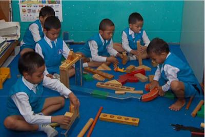 Mengenal Perkembangan Kognitif Anak Usia Dini