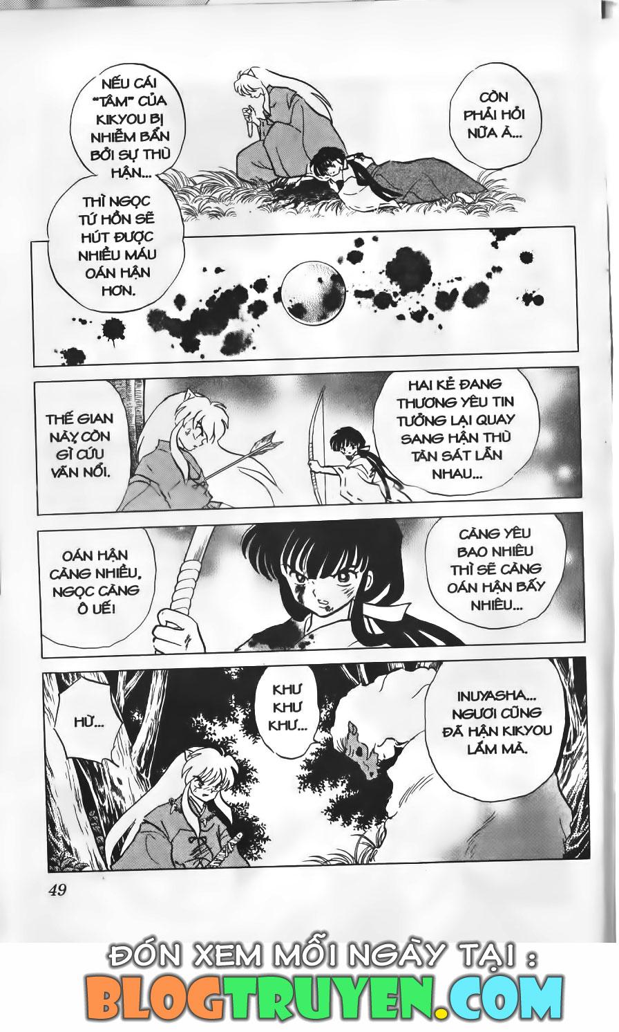 Inuyasha vol 08.3 trang 10