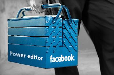Facebook'tan İzinli Datası Olanlara Ödül: Power Editor Facebook'tan İzinli Datası Olanlara Ödül: Power Editor facebook power editor