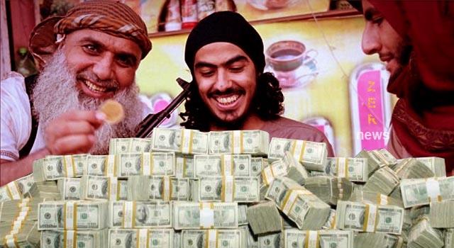 IŞİD, Irak hükümetinin Milyonlarını çaldı
