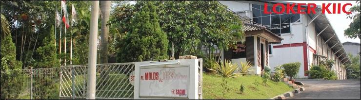 Loker Kawasan Karawang Lulusan SMA/SMK PT.Molds & Dies Indonesia