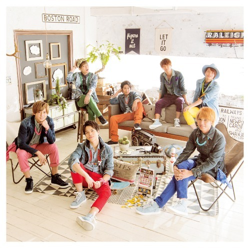 [Album] ジャニーズWEST – ラッキィィィィィィィ7 (2015.12.09/MP3/RAR)