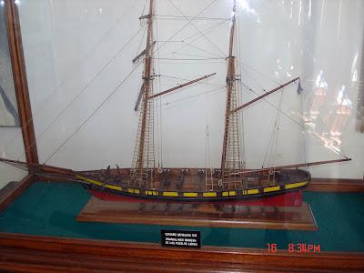 Museo Naval de Montevideo. Uruguay. Turismo en Montevideo. Que visitar en Montevideo. La ciudad de Montevideo. Rambla de Montevideo