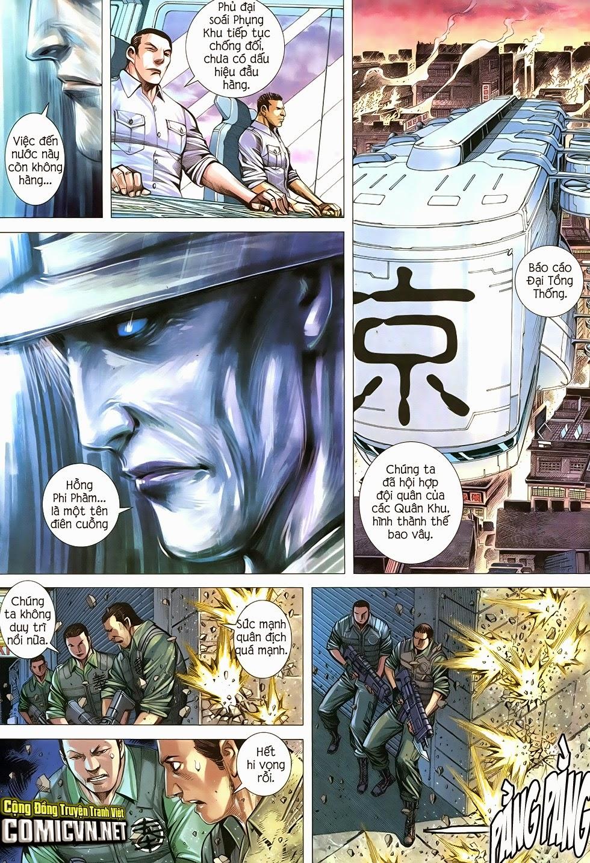 Đại Quân Phiệt chap 29 trang 16