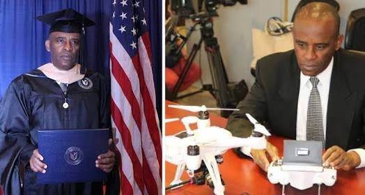 Meet Nigerian Man Who Makes Drones For American Army