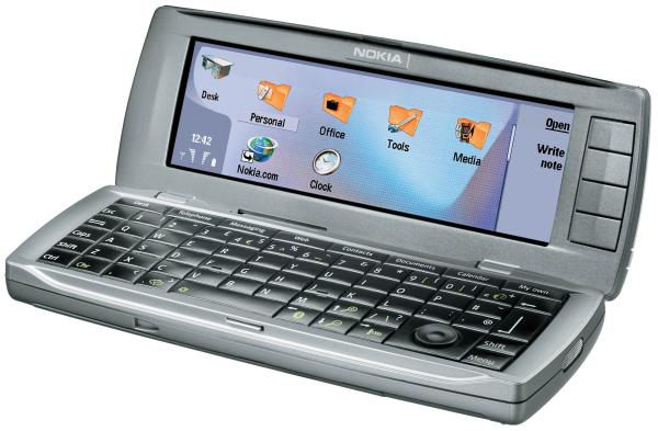 This outcry upwardly was the upgraded variant of the Nokia  Nokia 9210i Communicator Full specifications