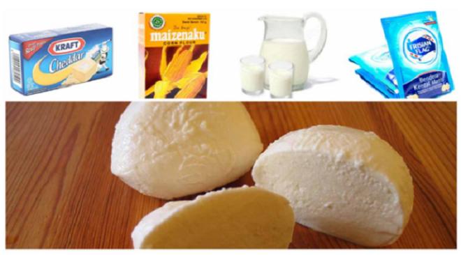 Resep Membuat Keju Mozarella Sederhana Yang Enak Dan Simple