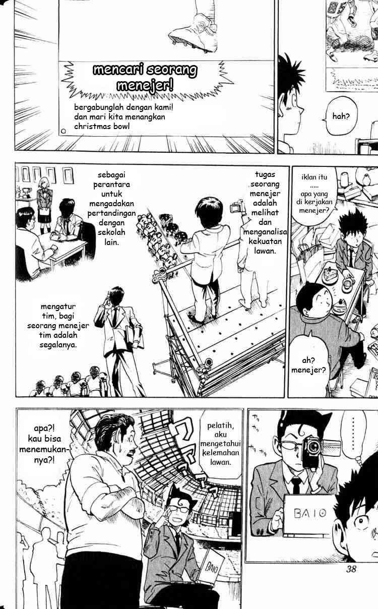 Komik eyeshield 21 001 - seseorang dengan kaki emas 2 Indonesia eyeshield 21 001 - seseorang dengan kaki emas Terbaru 35 Baca Manga Komik Indonesia 