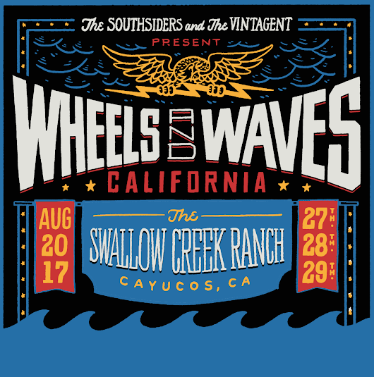 Wheels and Waves California 2017