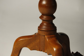 Wood Turning Chippendale Reproduction