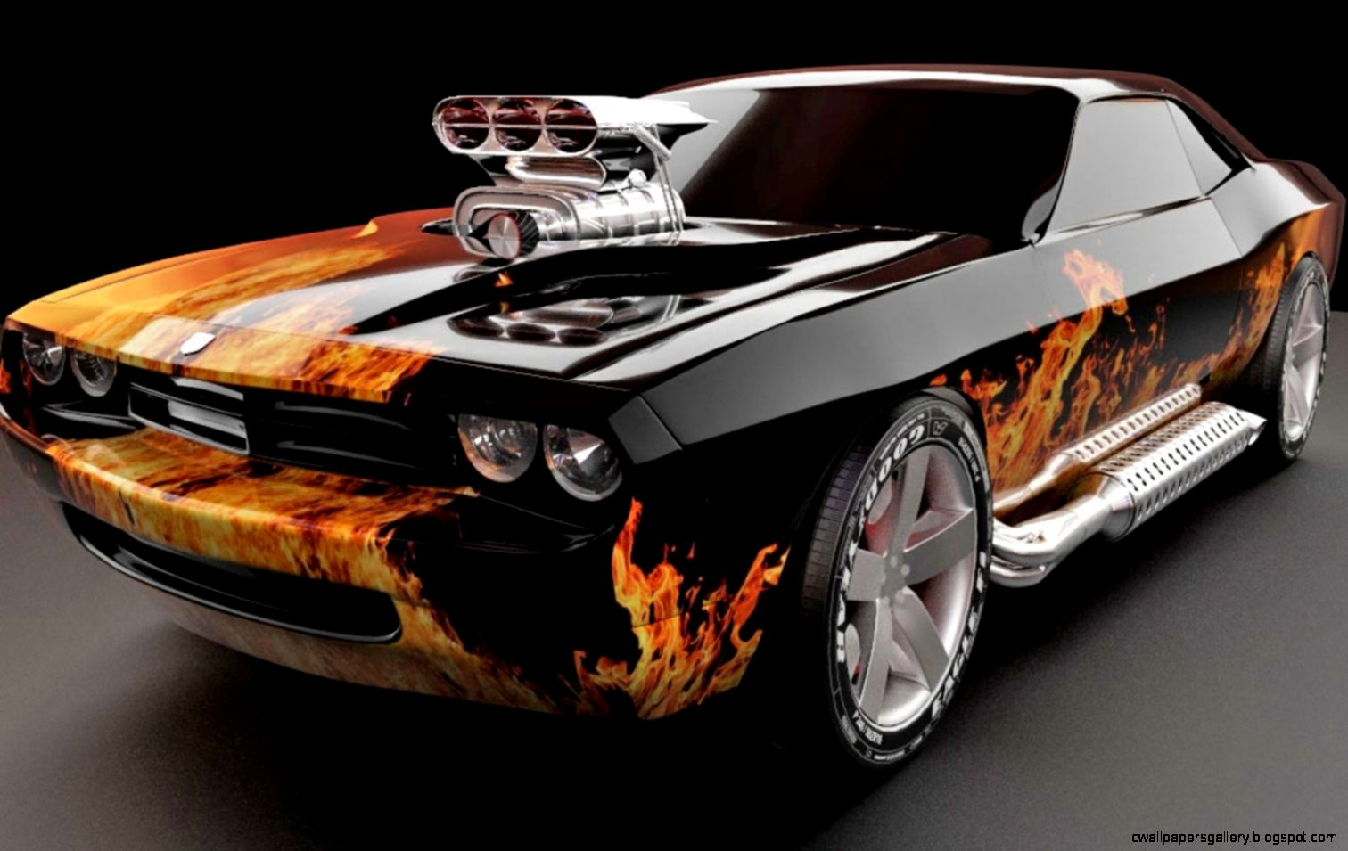 Muscle Cars Wallpapers High Resolution | Wallpapers Gallery