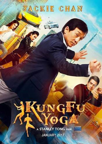 Kung Fu Yoga 2017 WEB-DL 720p Dual Audio Hindi 800MB