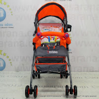 Kereta Bayi Pliko PK107N Techno Buggy