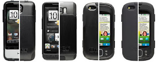 OtterBox Multi-Layer Protection for HTC Legend, HD2, Motorola QUENCH