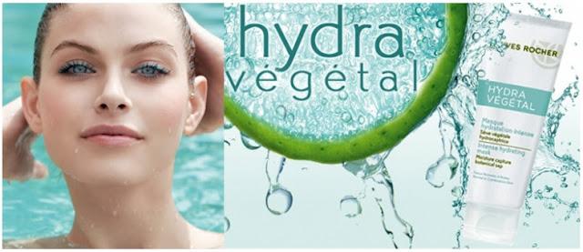 Routine Soin Visage Hydra Végétal, Peaux normales à mixtes