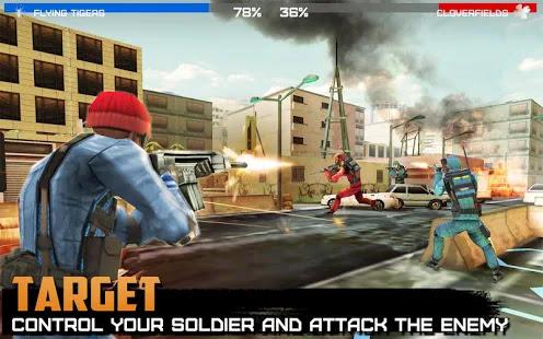 Rivals at War : Firefight