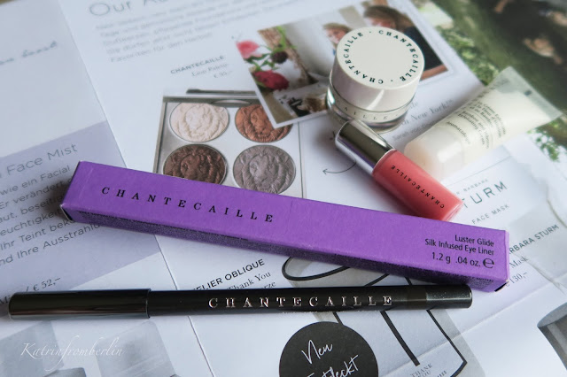 Chantecaille Luster Glide eyeliner review