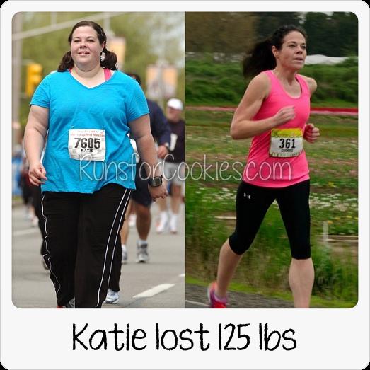 Runner 1: Katie