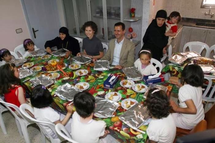 Πάσχα 2008 Μονή Αγίας Θέκλας Μααλούλα