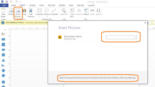 Tùy chọn đồ họa phong phú trong Office 2013