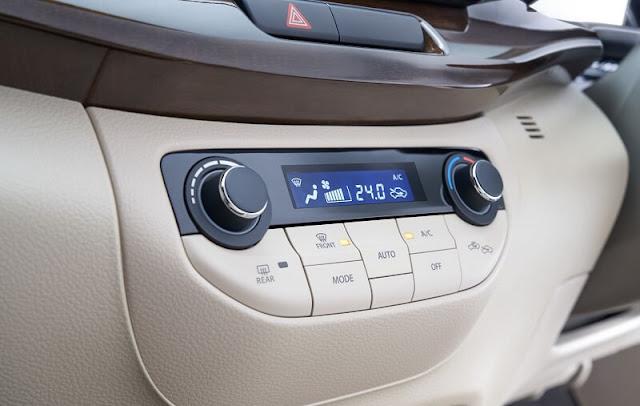 Gambar Mobil Suzuki All New Ertiga Dilengkapi Rear Defogger