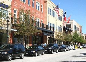 Market Street - The Woodlands Texas