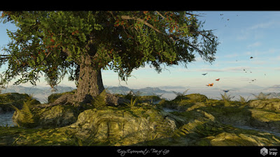 Easy Environments: Tree of Life