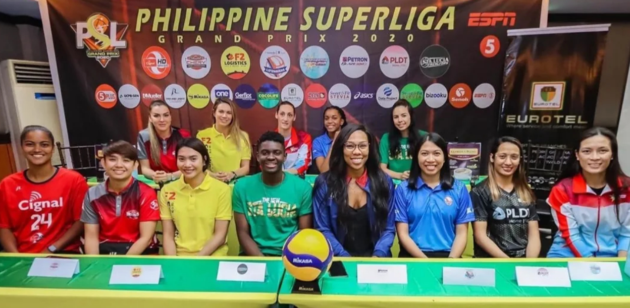 PSL Live Updates, Schedule, Standings & Results (2020 Grand Prix) Philippine SuperLiga