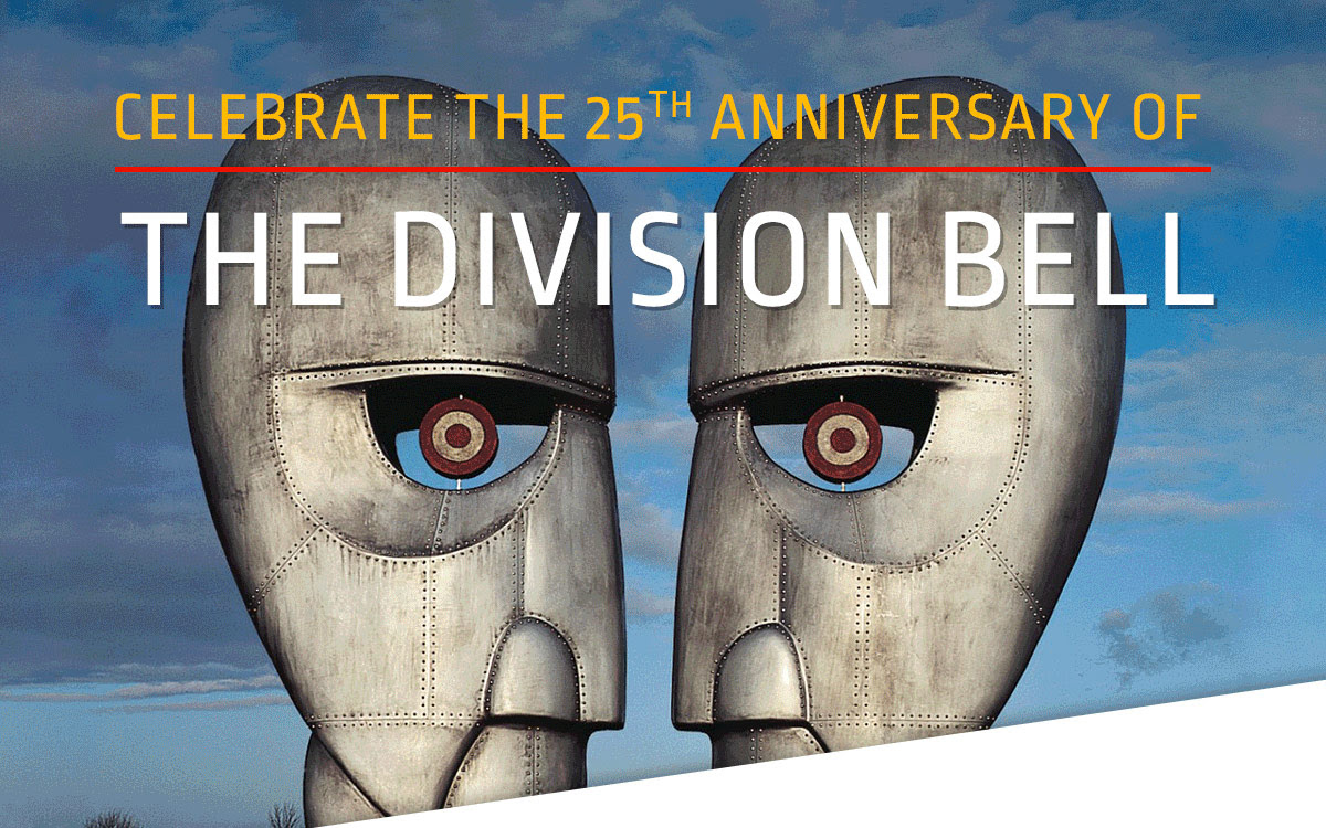 25 Aniversario De The Division Bell