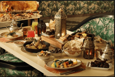 Ramadan Table Decorations