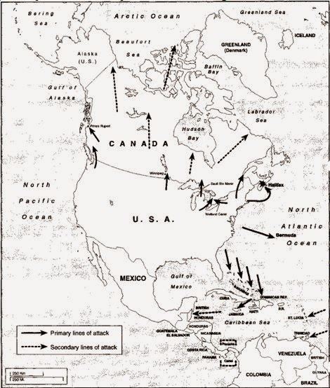 Yours in a White Wine Sauce!: War Plan Red
