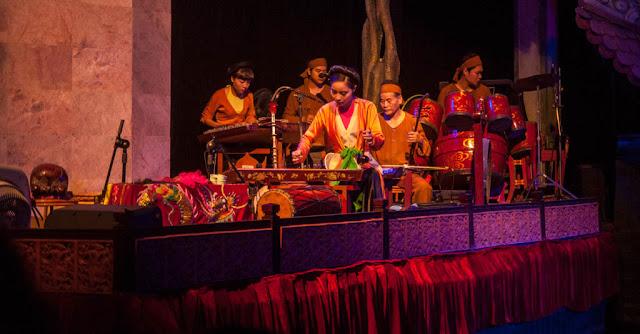 Teatro de Marionetas en el agua, Hanoi (Vietnam)